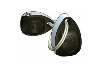 Cat Mate Spare Electromagnets For Cat Collar (Pack Of 2) (Black) (One Size)