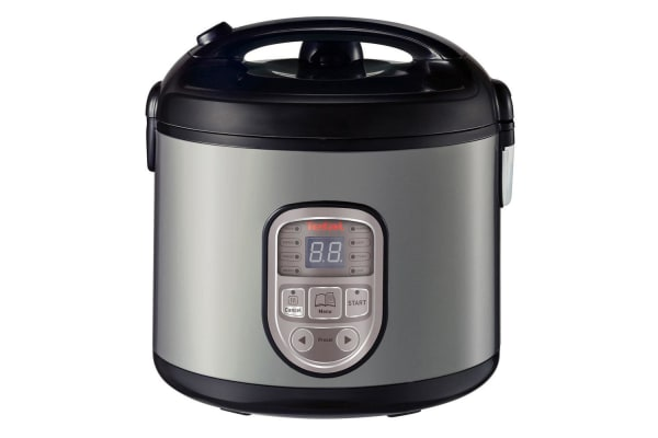 Tefal 8in1 10 Cups Electric Multi Cooker Rice Cake Soup Maker Steamer Steaming