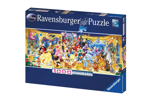Ravensburger Disney Group Photo 1000 Piece Puzzle