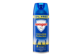 Aerogard 300g Adults/Kids 12m+ Odourless Insect Repellant Spray 4h Protection