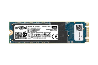 Crucial MX500 1TB M.2 Type 2280 Internal SSD (CT1000MX500SSD4)