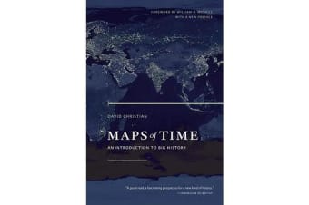 Maps of Time - An Introduction to Big History