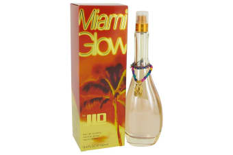 Jennifer Lopez Miami Glow Eau De Toilette Spray 100ml