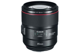 New Canon EF 85mm f/1.4L IS USM Lens (FREE DELIVERY + 1 YEAR AU WARRANTY)