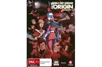 Mobile Suit Gundam: The Origin Collection 1 (Episodes 1-4)