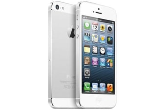 Used as Demo Apple Iphone 5S 32GB Silver (100% GENUINE + 6 MONTHS AU WARRANTY)