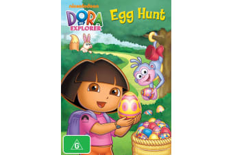 Dora the Explorer Doras Egg Hunt DVD Region 4