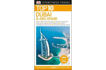 DK Eyewitness Top 10 Dubai and Abu Dhabi