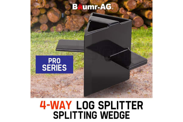Baumr-AG 8 Tonne 4-Way Log Splitter Wedge