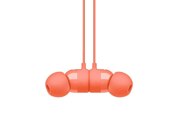 urBeats3 Earphones with Lightning Connector (Coral)
