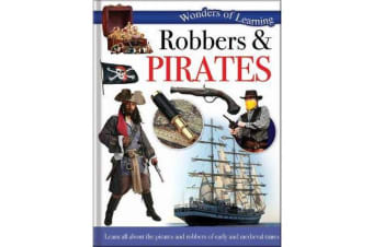 Wonders of Learning: Discover Pirates & Raiders - Reference Omnibus
