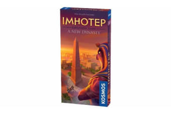 Imhotep Expansion - A New Dynasty