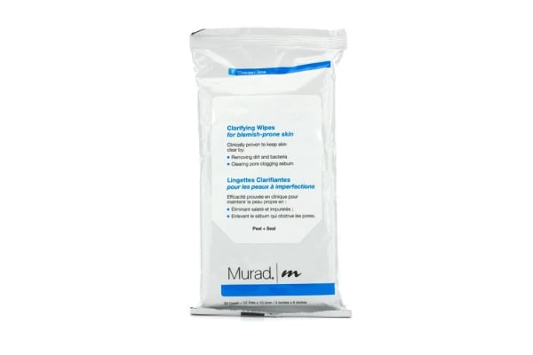 Murad Clarifying Wipes For Blemish-Prone Skin (30wipes)