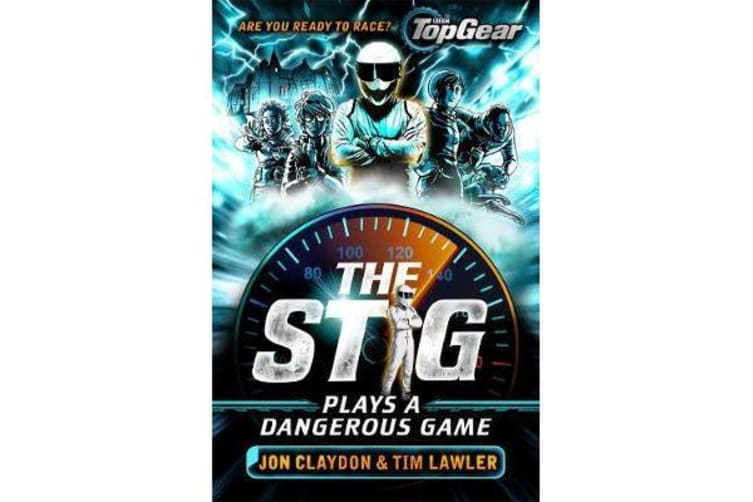 The Stig Plays a Dangerous Game - A Top Gear book