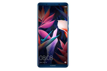 Huawei Mate 10 Pro (Dual Sim 4G/4G, 128GB/6GB) - Midnight Blue