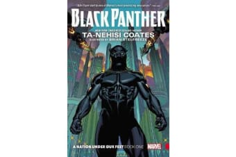 Black Panther - A Nation Under Our Feet Book 1