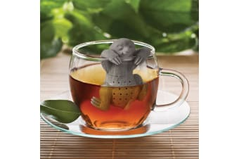 Slow Brew Sloth Silicone Tea Infuser by Fred and Friends