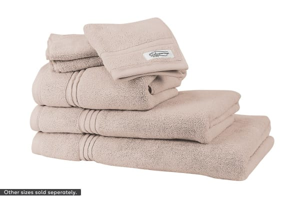 Onkaparinga Ethan 600GSM Hand Towel Set of 4 (Sand)
