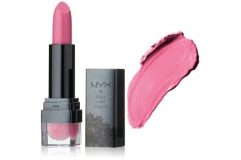 Nyx Black Label Lipstick Cancun Pink #Bll127 Bright Pink Cream Plumping