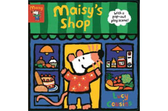 Maisy's Shop - With a pop-out play scene!