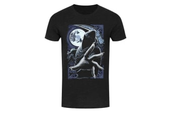 Requiem Collective Mens Enslaved Reaper T-Shirt (Black)