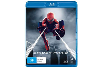 Spider Man 2 Blu-ray Region B