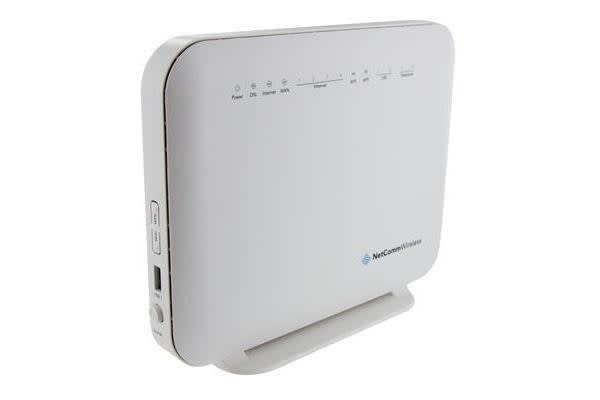 NetComm NF4V Fully featured VDSL2 / ADSL2+ WiFi Gigabit Modem Router all-in-one Telepermitted  with