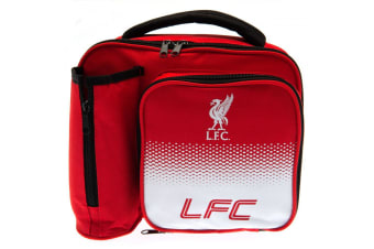 Liverpool FC Fade Lunch Bag (Red/White) (One Size)