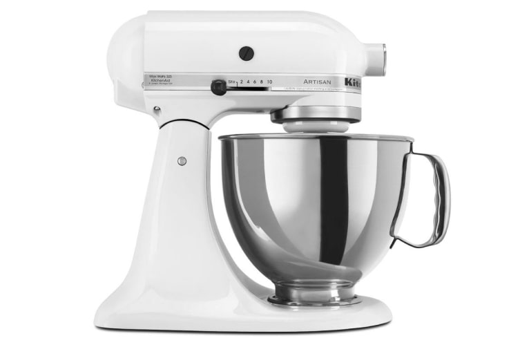 Peachy Kitchenaid Ksm150 Artisan Stand Mixer White 5Ksm150Psawh Home Remodeling Inspirations Cosmcuboardxyz