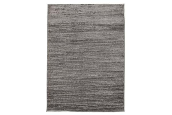 Pandora Contemporary Stripe Rug Blue Grey 330x240cm