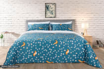 Ovela Vulpes Cotton Quilt Cover Set