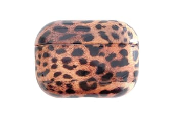 For AirPods Pro Case  Animal Print Protective Earphone Cover  Cheetah