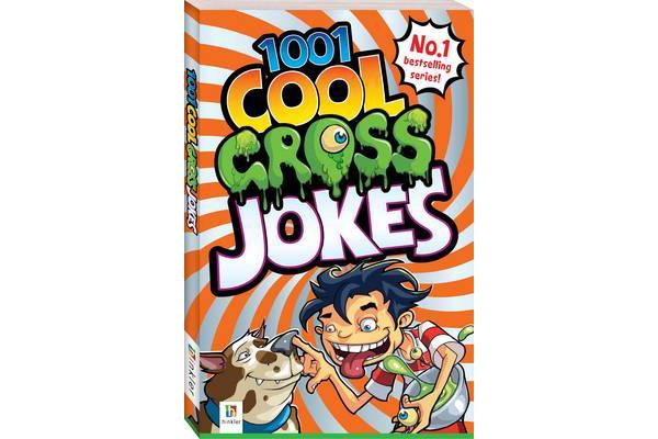 Image of 1001 Cool Gross Jokes