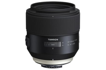 New Tamron SP 85mm F/1.8 Di VC USD (F016) Lenses For Canon (FREE DELIVERY + 1 YEAR AU WARRANTY)