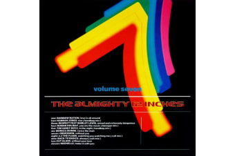 The Almighty 12 Inches Volume 7 BRAND NEW SEALED MUSIC ALBUM CD - AU STOCK