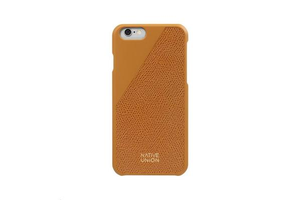 Native Union iPhone 6/S Clic Leather Case - Gold