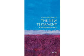 The New Testament - A Very Short Introduction