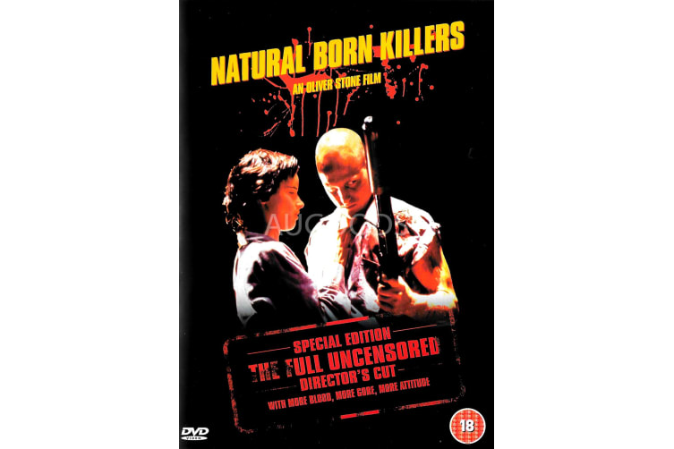 Natural Born Killers - Region 2 Rare- Aus Stock DVD Preowned: Excellent Condition