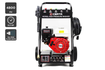 Certa 4800PSI 196CC Petrol High Pressure Washer