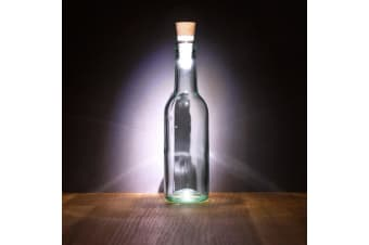 Suck UK Rechargeable USB Bottle Light Glow Cork