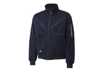 Helly Hansen Bergholm Jacket / Mens Workwear (Navy Blue)