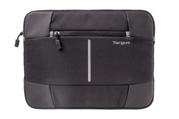 "Targus 12.1"" Bex II Laptop Sleeve - Black- Perfect for 12.5' Surface Pro 4 & 12.9' iPad Pro"