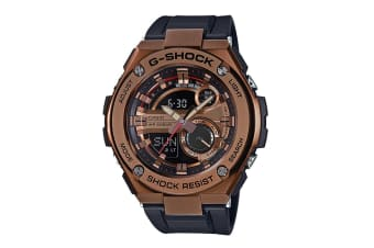 Casio G-Shock G-Steel Ana-Digital Watch - Gold (GST210B-4A)