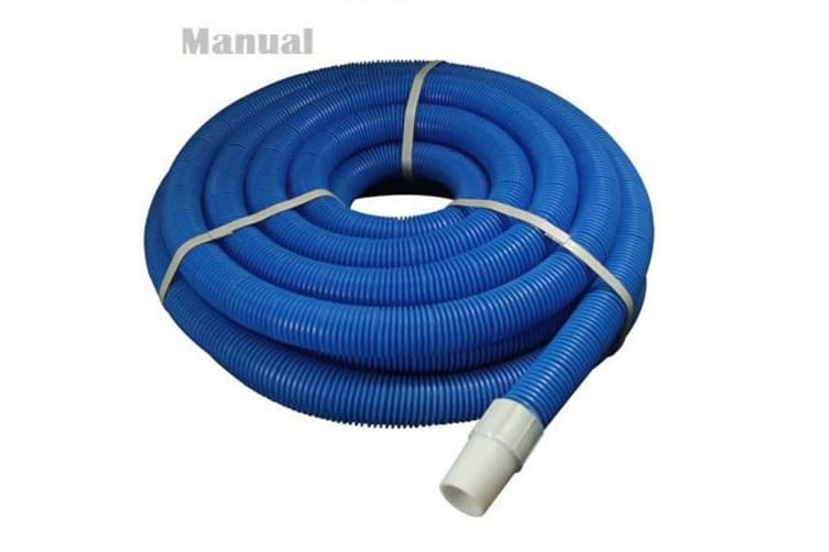 12M Swimming pool vacuum cleaner hose with end cuffs- Manual