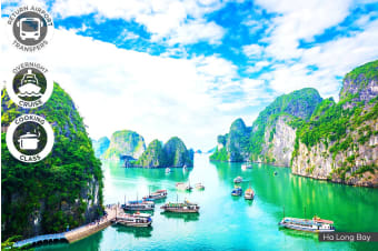 VIETNAM: 7 Days North of Vietnam Package for Two