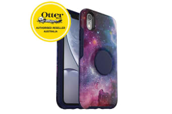 Otter Pop Symmetry Case Blue Nebula for iPhone XR