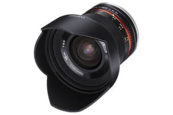 New Samyang 12mm f/2.0 NCS CS Lens for Sony E (FREE DELIVERY + 1 YEAR AU WARRANTY)