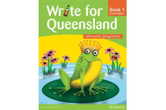Write for Queensland Book 1