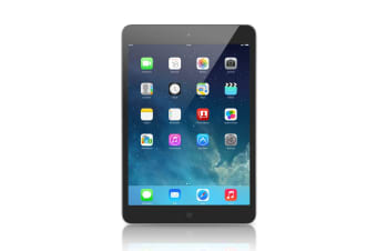 Used as demo Apple iPad Mini 2 16GB Wifi + Cellular Black (Local Warranty, 100% Genuine)