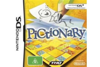 Pictionary  Nintendo DS GAME GREAT CONDITION